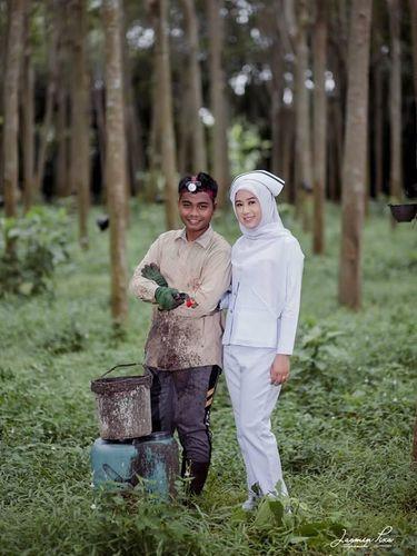 Cinta Tak Pandang Status Prewedding Perawat Cantik Dan Penyadap