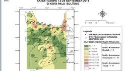 Pasca Gempa Sulteng, BMKG Petakan Lokasi Rawan untuk Permukiman