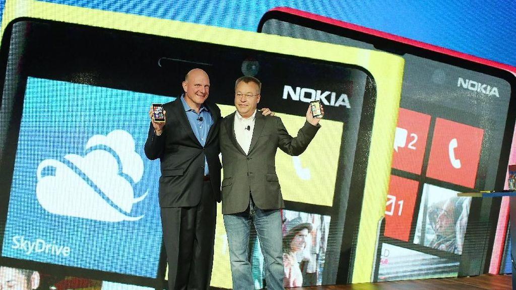 Cerita di Balik Layar Nokia Dijual Murah ke Microsoft