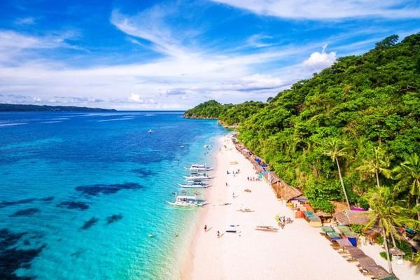 Satu lagi negara dalam daftar 10 besar adalah Filipina (AFP)