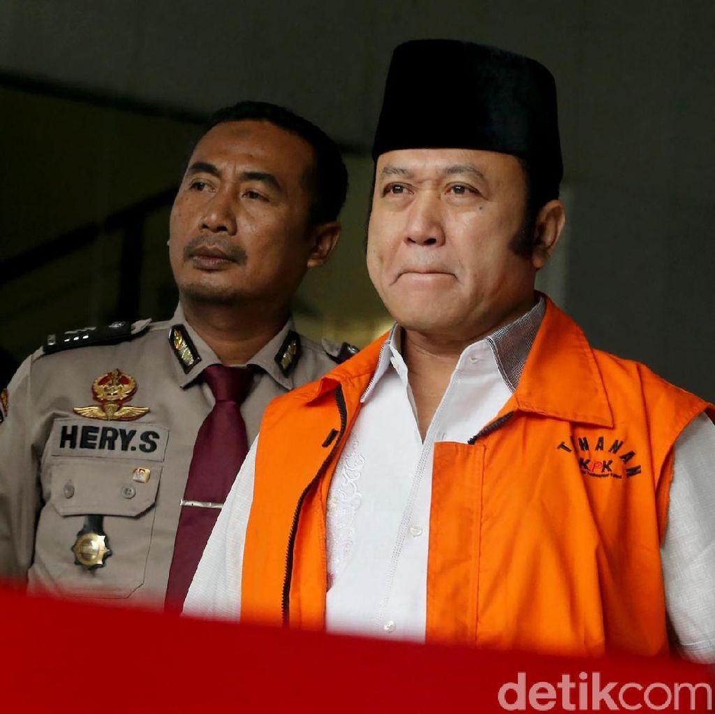 Terjerat Kasus Suap, Zainudin Hasan Jalani Pemeriksaan Lanjutan