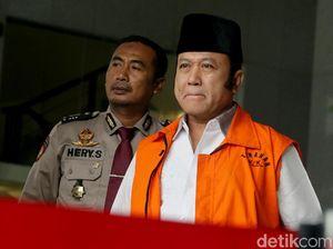 Bupati Lampung Selatan Zainudin Hasan Divonis 12 Tahun Penjara