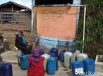 Dampak Kebakaran di Gunung Merbabu, Warga Kesulitan Air Bersih