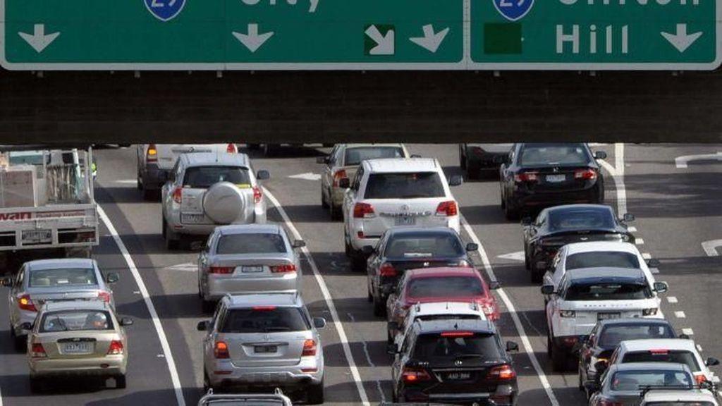 Kemacetan Lalu-lintas Kian Memburuk di Australia