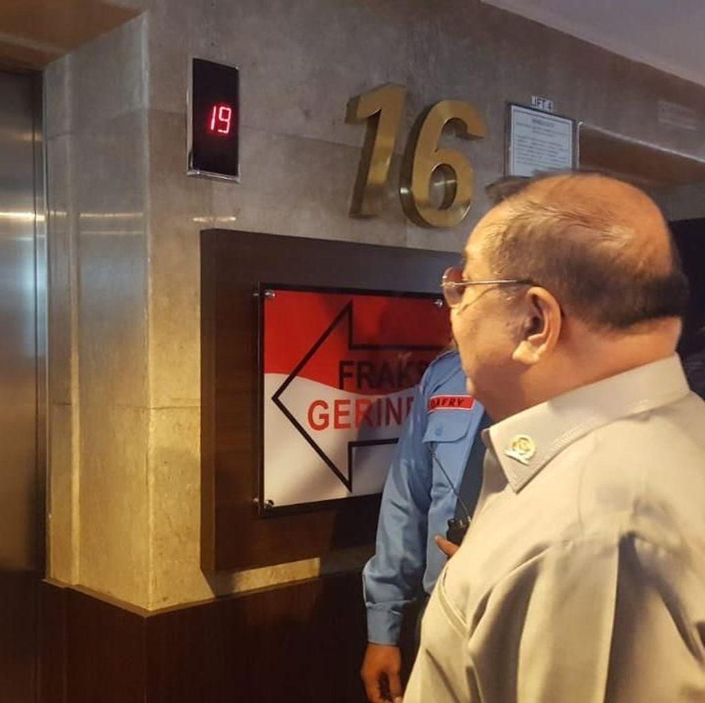 Ruangan Ditembak, Politikus Gerindra Sedang Terima Polisi dan Pendeta