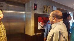 Ruang Kerja Anggota DPR yang Ditembak Ada di Lantai 16