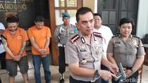 Sejumlah Pria Bawa Airsoft Gun Gasak Barang di Asrama Mahasiswa Papua