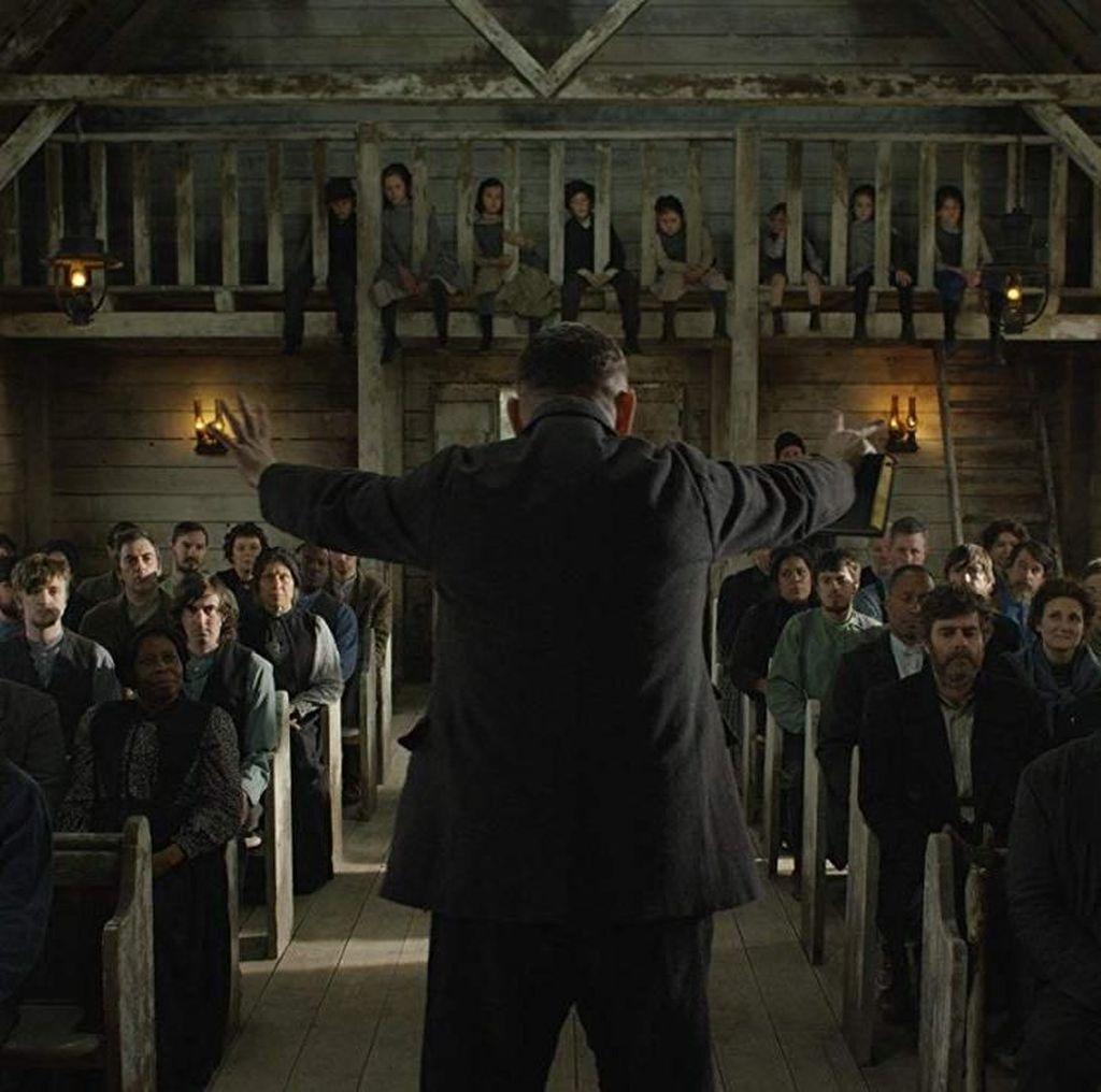 Anak Bangsa di Balik Horor Netflix Apostle