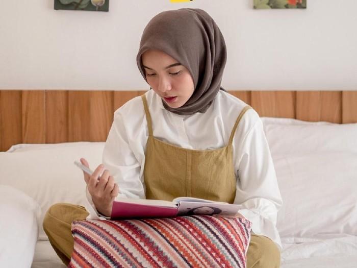 Riska Hajar, finalis Sunsilk Hijab Hunt 2016. Foto: Dok. Riska Hajar