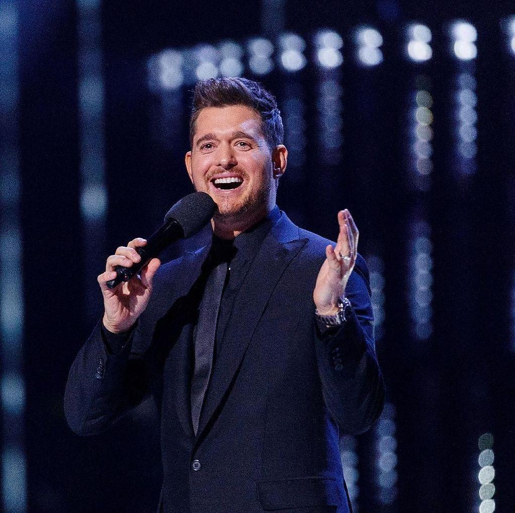 Michael Buble Bantah Keinginannya Mundur dari Musik
