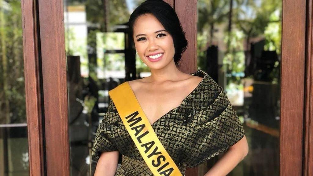 Pakai Batik, Miss Grand Malaysia: Aku Tidak Pernah Klaim Apapun