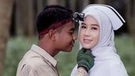 Cinta Tak Pandang Status, Prewedding Perawat Cantik dan Penyadap Karet Viral