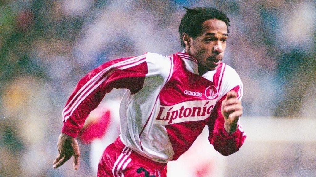 Pesepakbola Top Rekan Setim Henry Semasa di AS Monaco