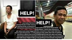 Viral Pria di Bekasi Mengaku Korban Gempa Palu, Ini Penelusurannya