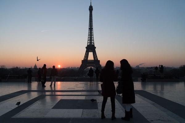 Prancis termasuk salah satu destinasi terbaik buat wanita yang ingin solo traveling (Pascal Le Segretain/Getty Images)