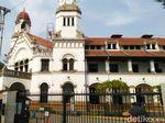 Lawang Sewu, Saksi Bisu Pertempuran 5 Hari di Semarang
