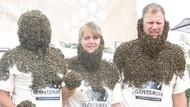 Foto: Lomba Dirubung Lebah, Berani Ikut?