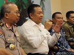 Momen Polisi, Perbakin dan Ketua DPR Jelaskan Peluru Nyasar