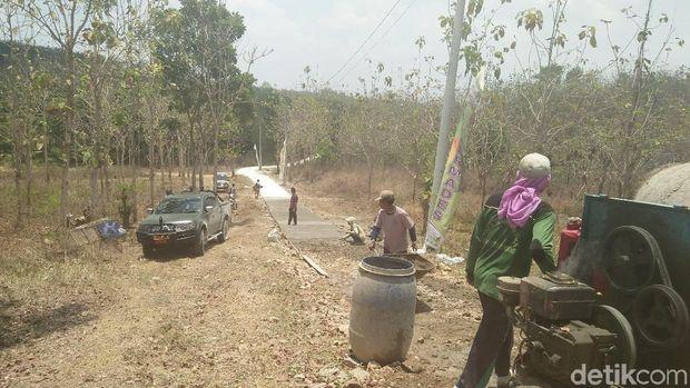 Dukuh Ngotoko Desa Pasedan Kecamatan Bulu, Rembang.