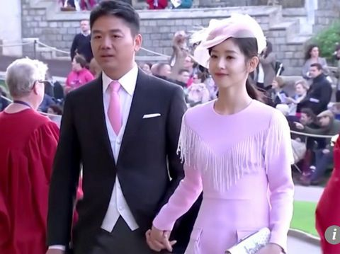 Miliuner China Hadir ke Pernikahan Putri Eugenie Setelah Tuduhan Perkosaan