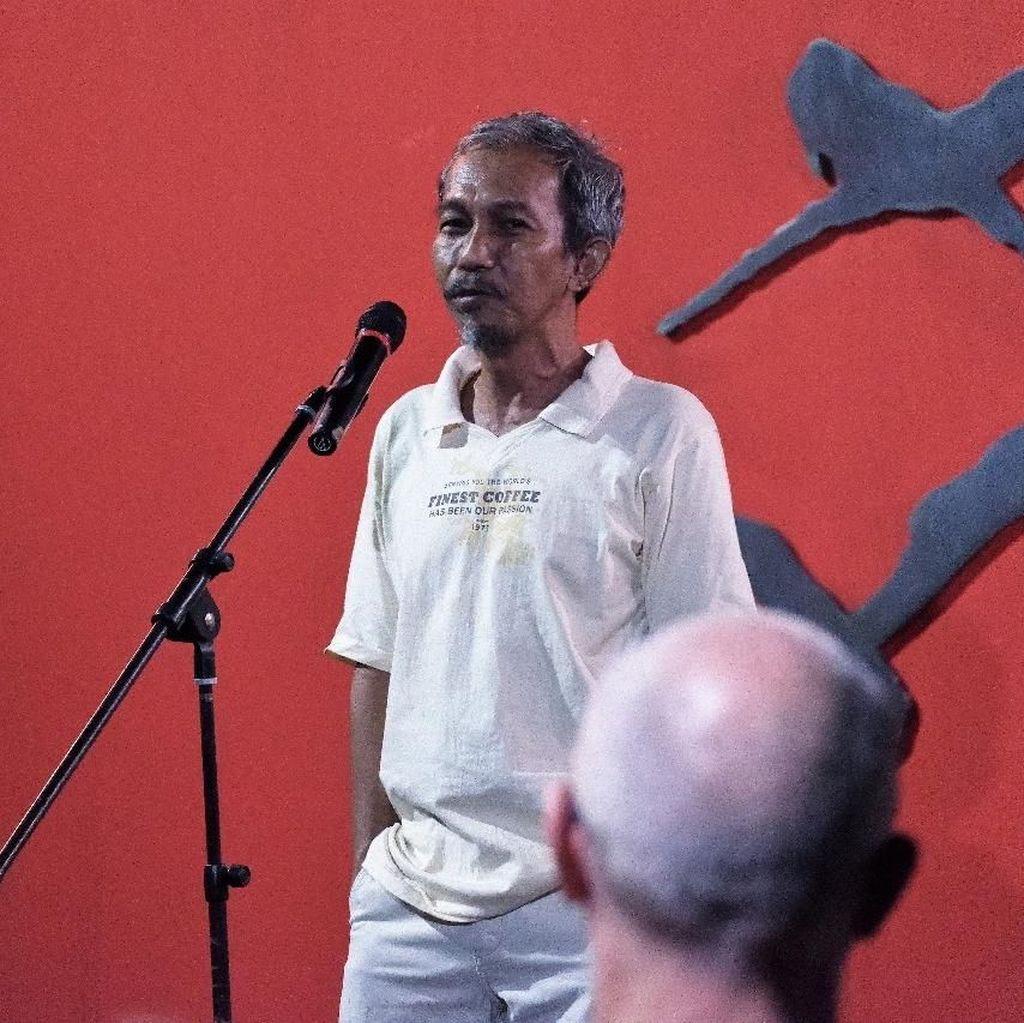 Perupa Ugeng T.Moetidjo Gelar Pameran Tunggal Gambaur