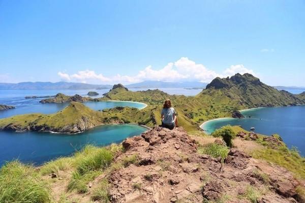 Indonesia dengan keindahan alamnya termasuk pula dalam daftar destinasi terbaik buat solo traveler wanita (andikset/dTraveler)