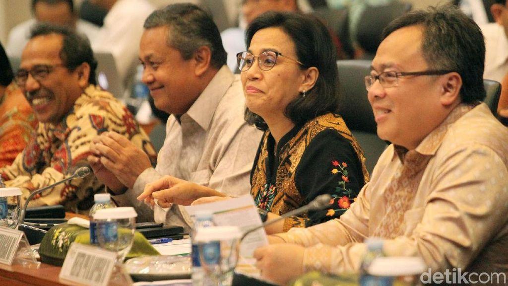 Sri Mulyani Beberkan Usulan Dana Kelurahan Rp 3 T di 2019