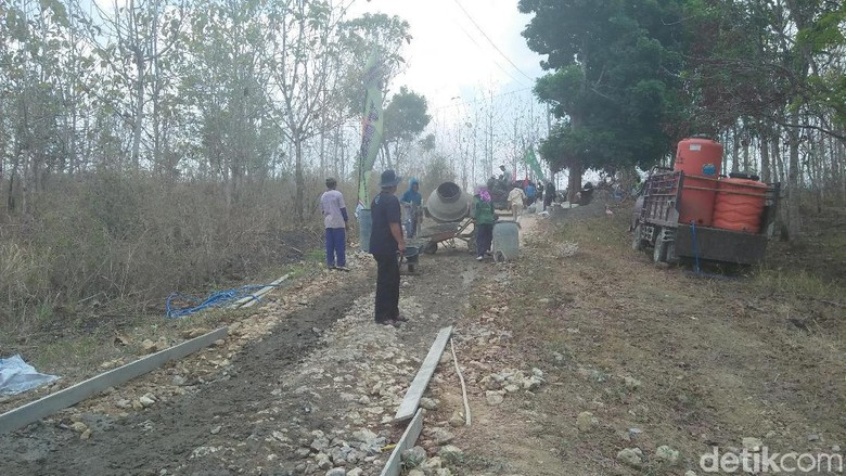 Melihat Pelosok Rembang yang Disentuh Tentara Manunggal Masuk Desa
