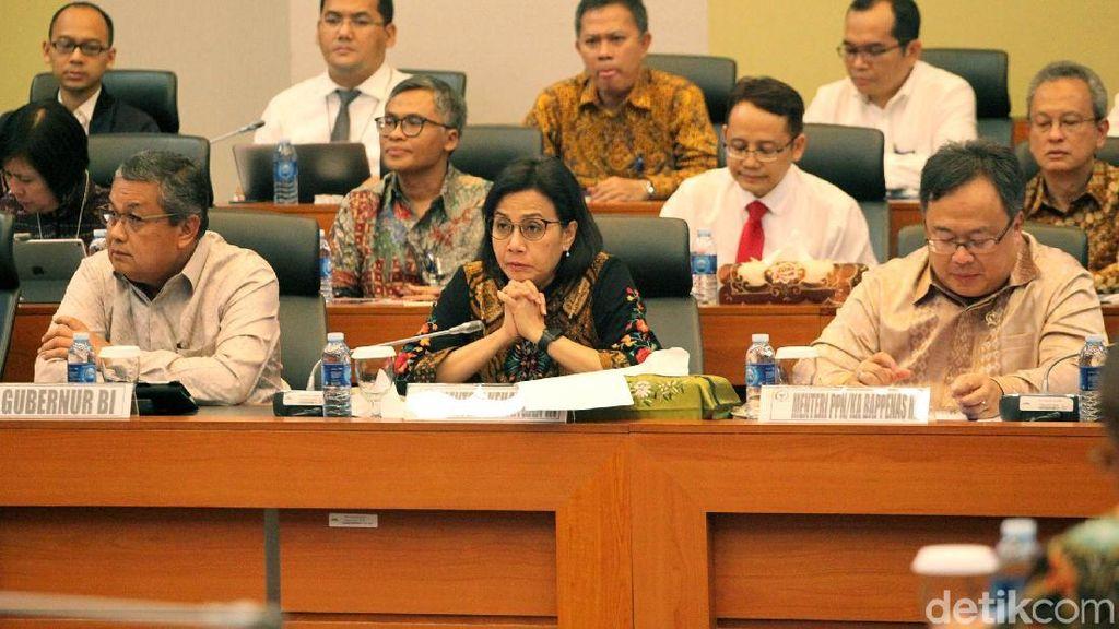 Di Depan Sri Mulyani, Anggota DPR Ini Nilai IMF-WB Meeting Gagal