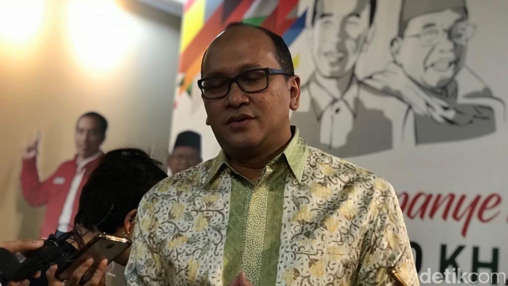 Timses Jokowi: Indonesia Tak Punya Tenaga Kerja Siap Pakai