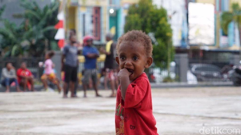 Capaian Imunisasi MR Papua Barat Tembus 98 Persen