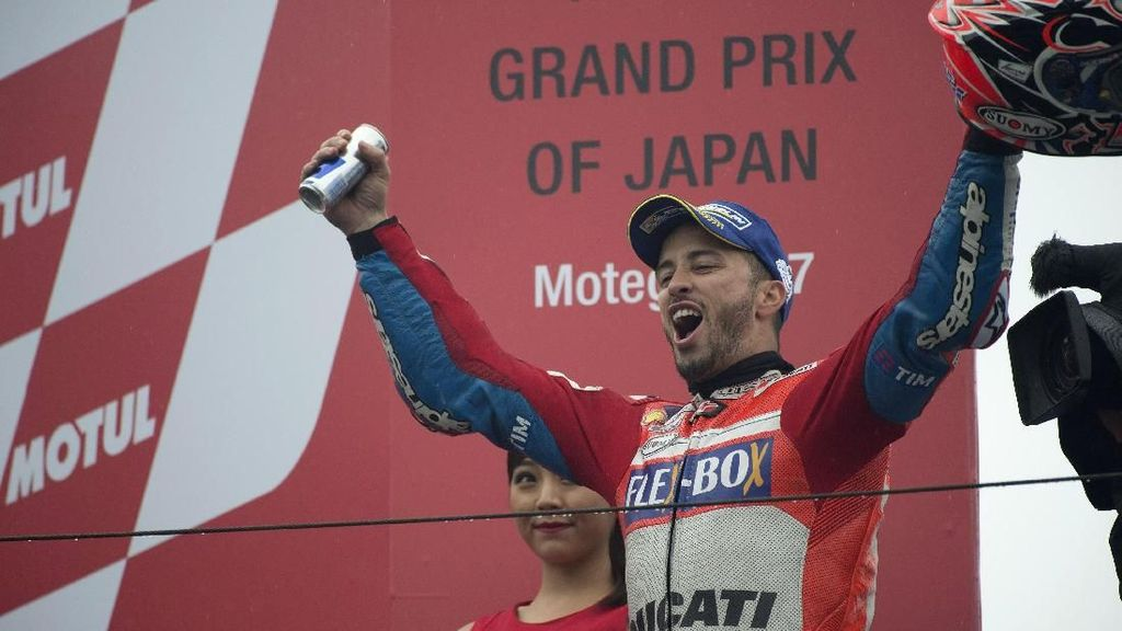 Pemenang MotoGP Jepang Sulit Diprediksi