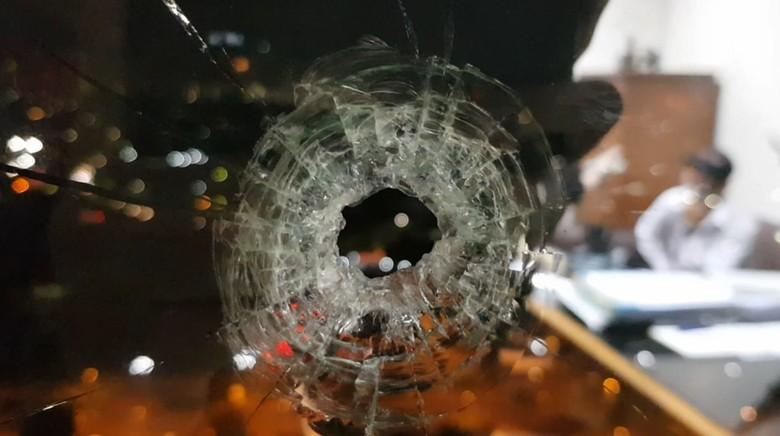 Ini 2 Peluru yang Nyasar ke Ruang Wakil Rakyat