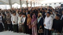 Kunjungi Ponpes Pandanaran Sleman, Maruf Amin Tegaskan Tak Kampanye
