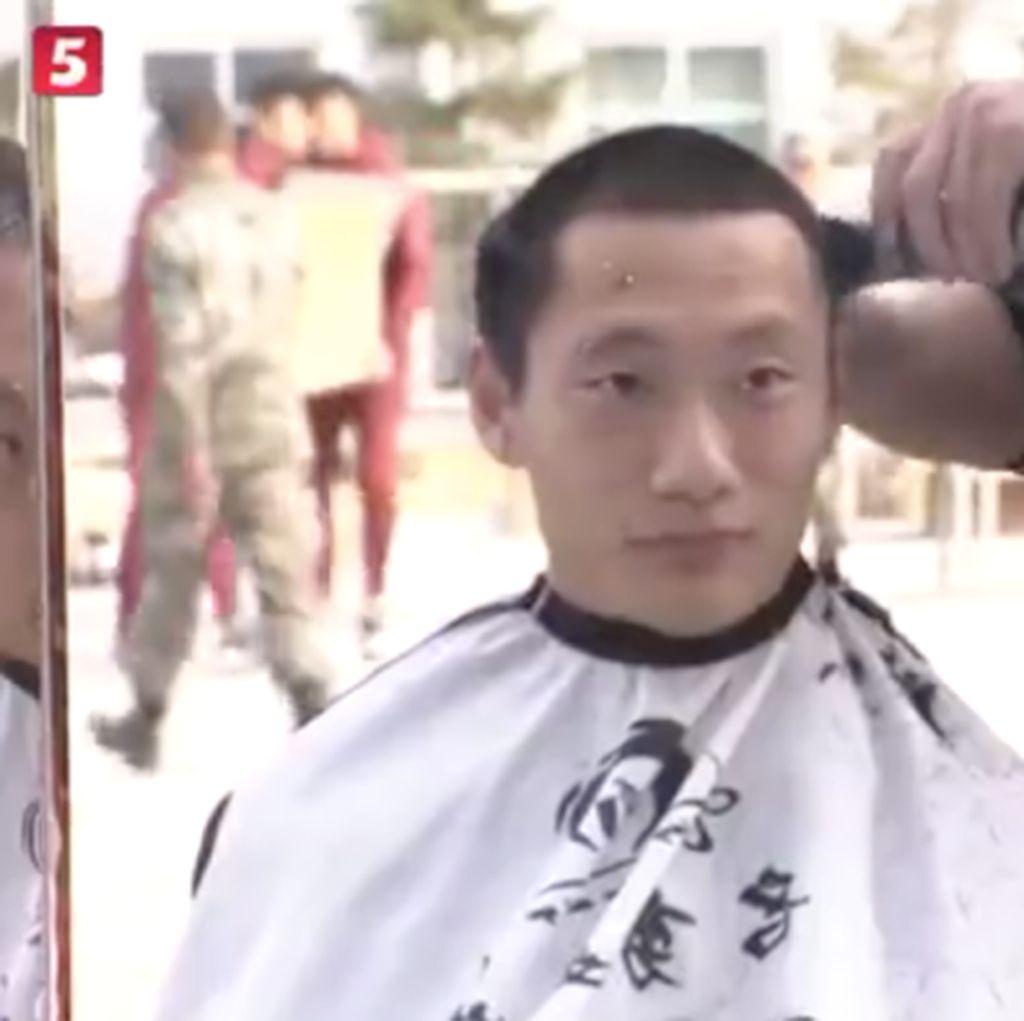 China Paksa Pesepakbola Ikut Pelatihan Militer