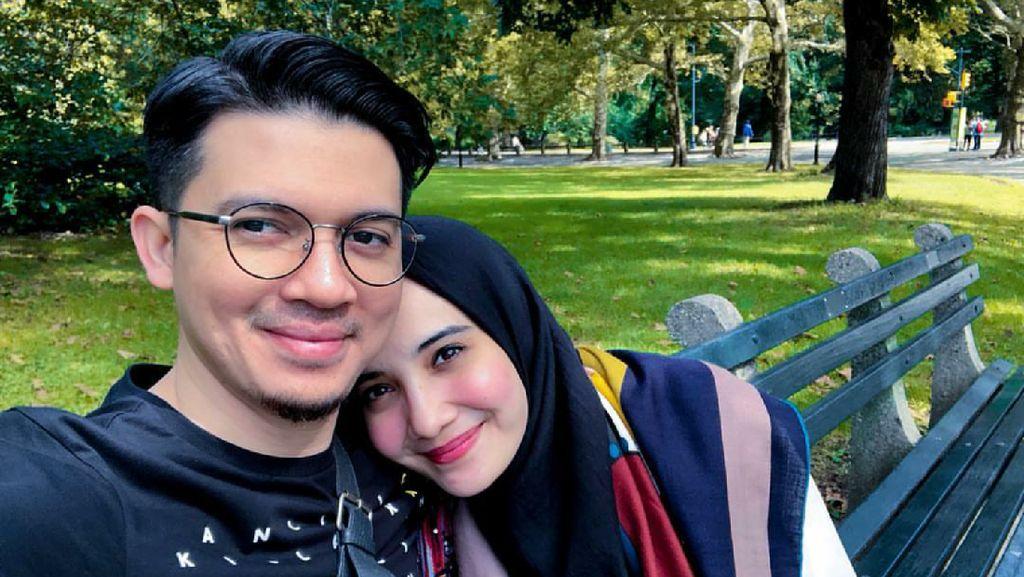 Cerita Zaskia Sungkar dan Irwansyah Tentang Latihan Punya Anak