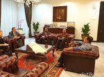 JK Temui Mediator RI-GAM Bahas Perkembangan Aceh
