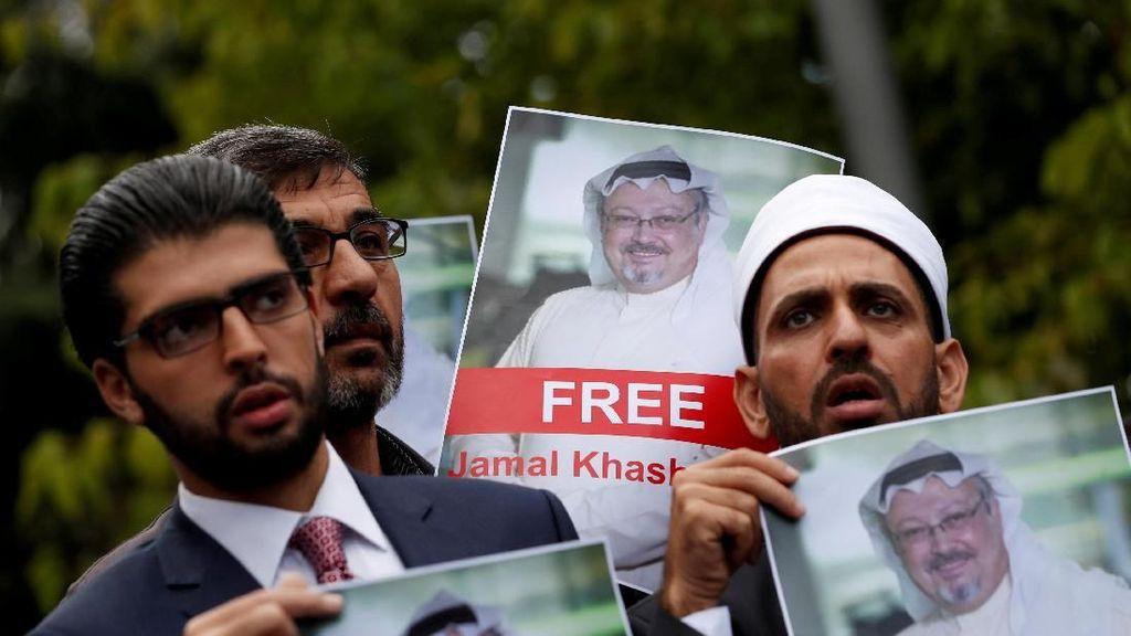 Ramai-ramai Boikot Konferensi Investasi di Saudi karena Khashoggi