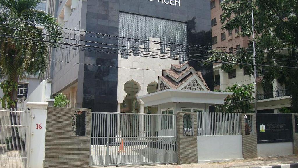 Digugat Rp 1 T, Pemprov Aceh Beberkan Bisnis Hotel di Menteng