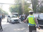 Rekayasa Lalin Biang Kemacetan di Bandung Mulai Diuji Coba