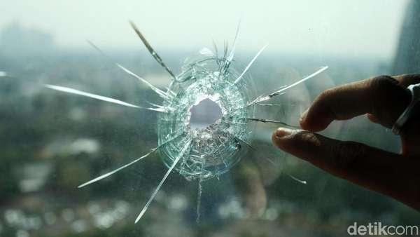 Saat Latihan, Tersangka Tembakan Nyasar Rencana Pakai 450 Peluru