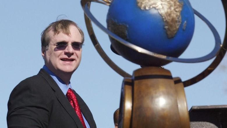 5 Sifat Unggul Paul Allen, Pendiri Microsoft yang Bisa Dicontoh Anak/ Foto: Reuters