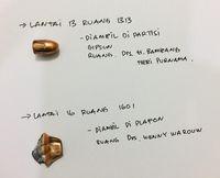 Dua peluru yang nyasar ke Gedung DPR.