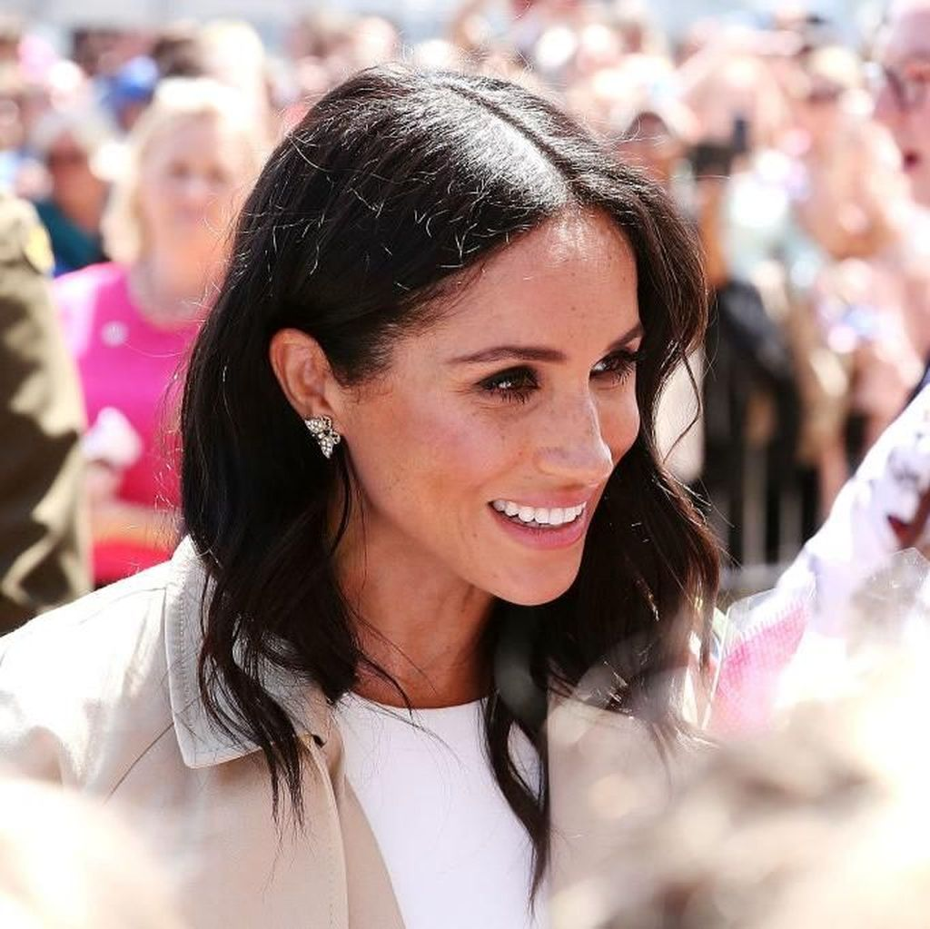Foto: Ada Putri Diana di Gaya Meghan Markle saat Kunjungi Australia