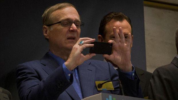 Kabar Duka, Pendiri Microsoft Paul Allen Meninggal Dunia