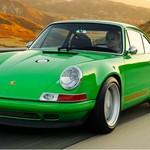 Mobil Mendiang Paul Allen, Porsche