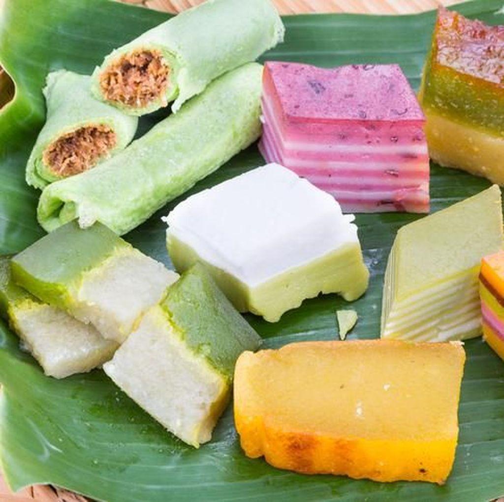 Selain Cantik, Kue Tradisional Asia Juga Manis Enak Rasanya