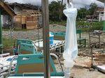 Hancur! Puskesmas di Tompe Saksi Keganasan Gempa Palu