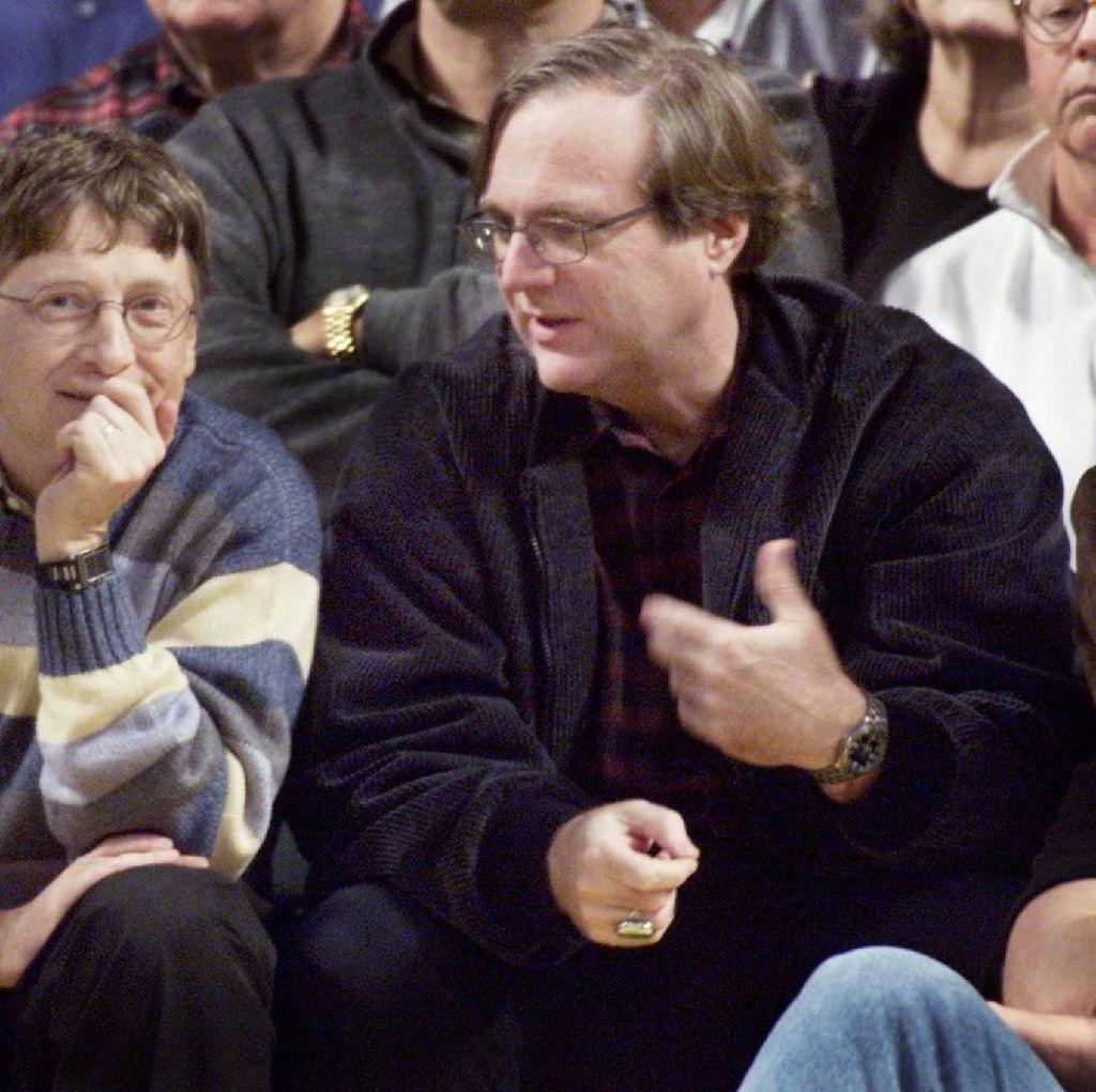 Ketika Paul Allen Buka-bukaan Soal Kegilaan Bill Gates