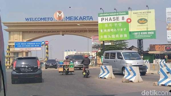 Menteri ATR Ungkap Fakta Soal Meikarta: Izin Baru 84 Ha